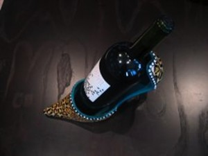 SHOP DRINK – A shoe-in for wine – my favorite holiday gift