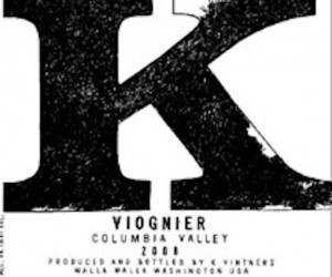 Chance encounter with K Viognier
