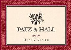 Patz & Hall - Patz & Hall 2010 Hyde Vineyard - Carneros Pinot Noir