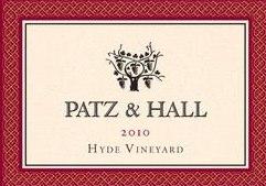 Patz & Hall - Patz & Hall 2010 Hyde Vineyard - Carneros Pinot Noir