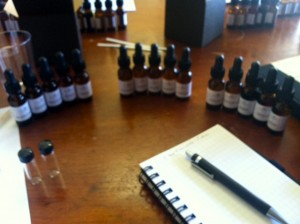 Learning To Blend Perfume – A Class With An Artisan Pefumer