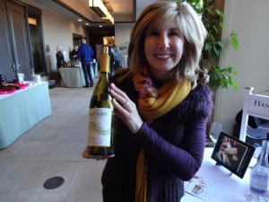 Cheryl Indelicato of HandCraft Artisan Wine