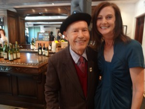 """King of Chardonnay"" Miljenko Grgich Still Going Strong at 90"