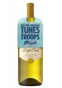 Liberty Creek tunes for troops