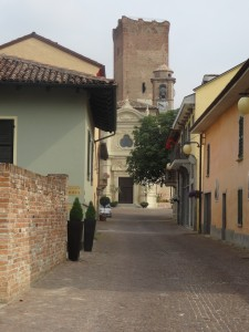 The village of Barbaresco