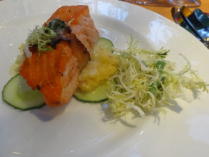 Marc McDowell's salmon