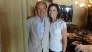 Lunch with Nicolás Catena – The Mondavi of Argentina