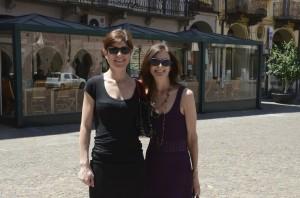 With Roberta Ceretto