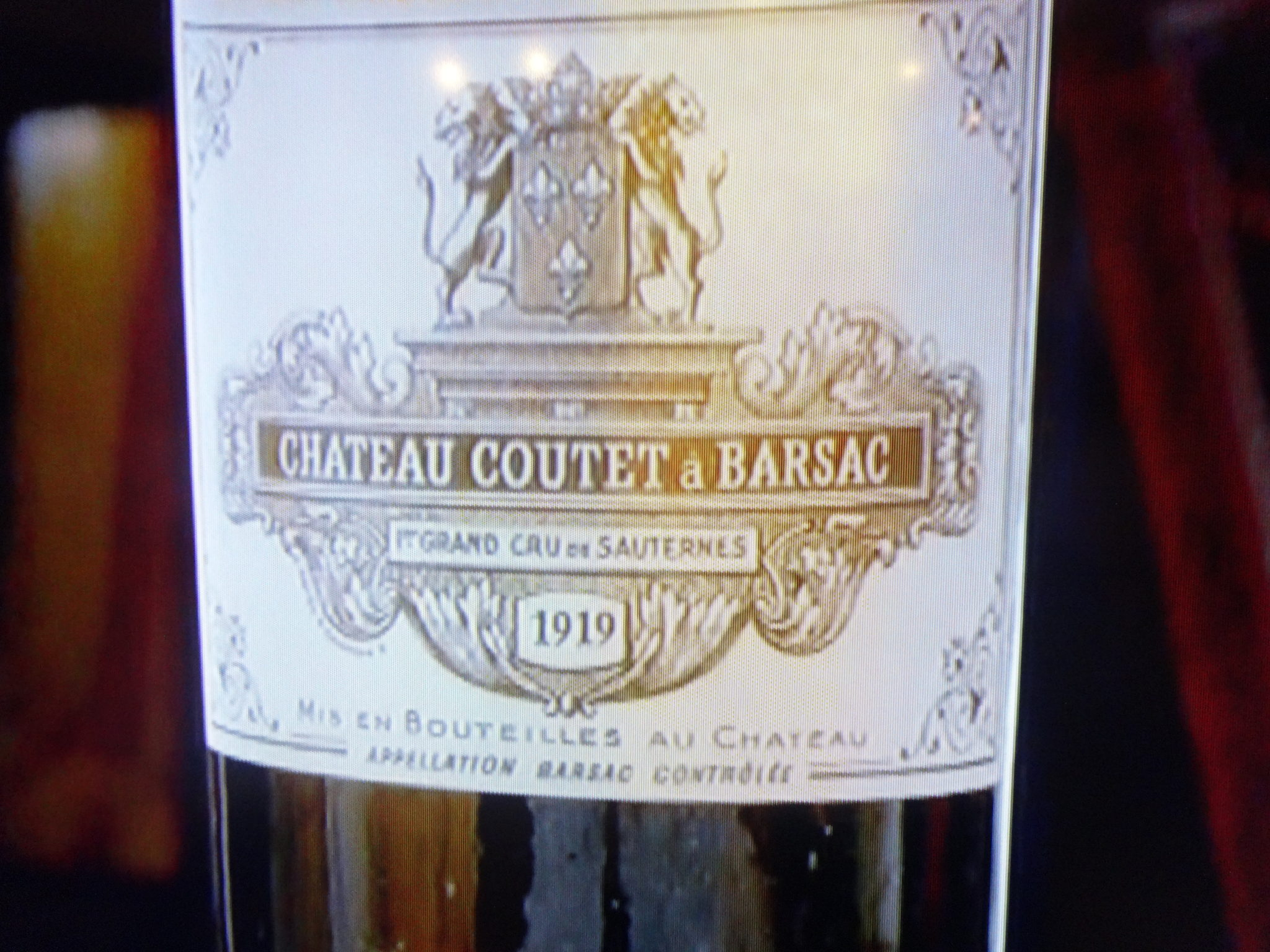 Chateau coutet s cameo on downton abbey winefashionista - Chateau downton abbey ...