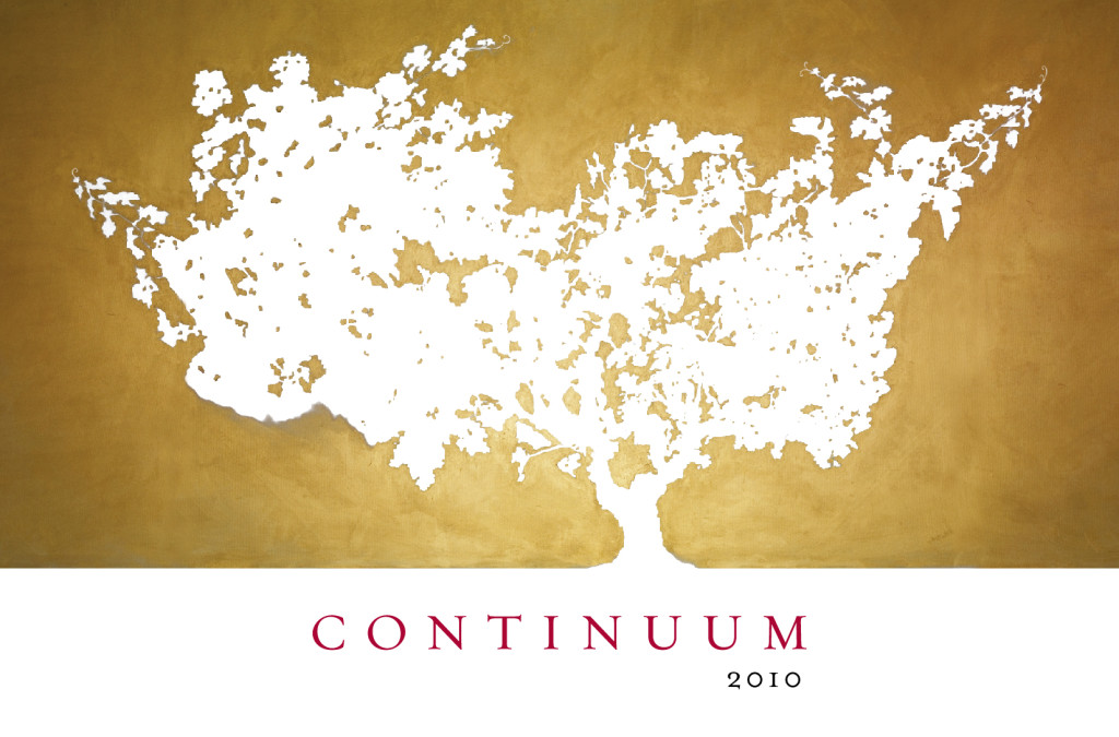 continuum label.300