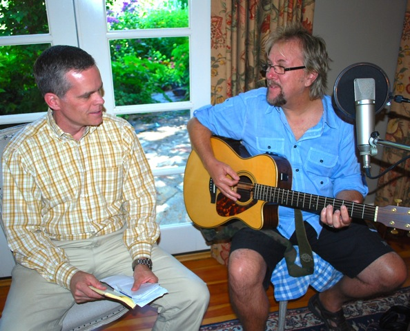 David Duncan & DP recording Pride copy 2