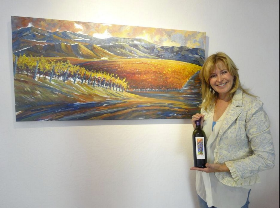 Mary Orlin (winefashionista) on Twitter