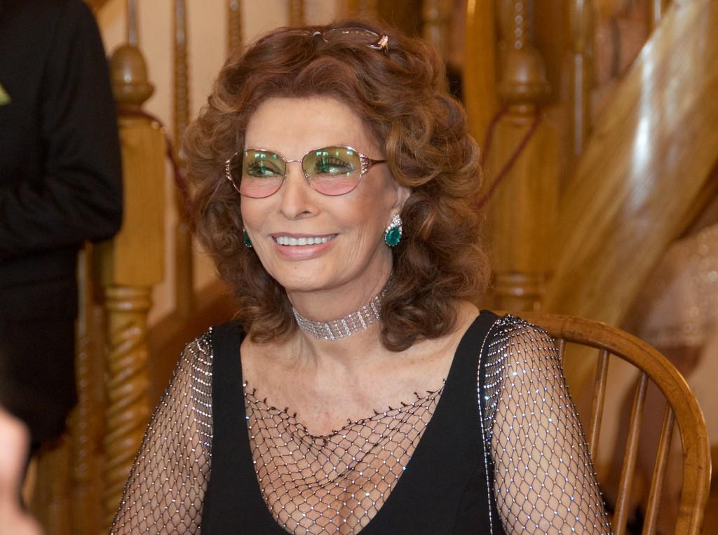 Sophia Loren, far niente, robert redford