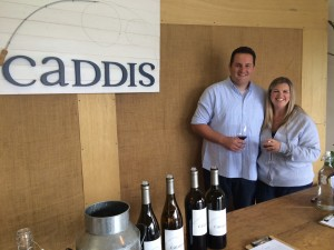 Livermore Stories:  Caddis Wines