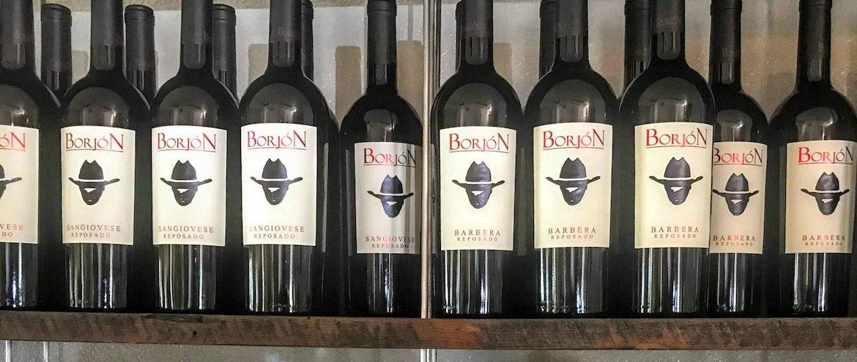 Amador County's Borjón Wines: Value and cowboys